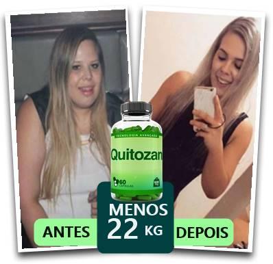 Quitozan Suplemento Emagrecedor - Depoimentos 2