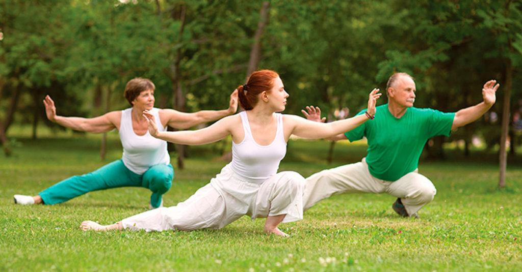 Programa de Exercícios - Prevenir a Depressão em Mulheres da Terceira Idade